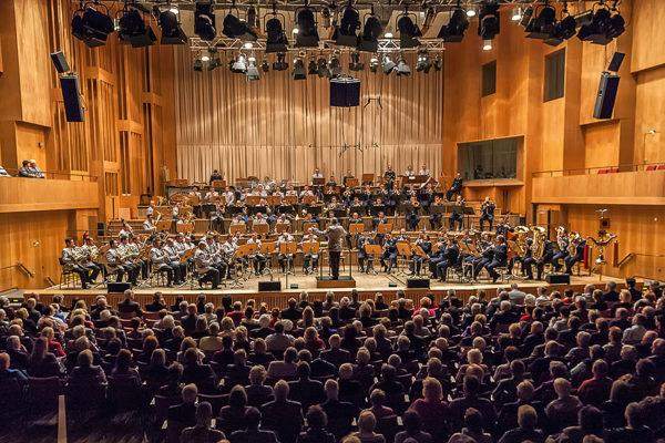 CCB-Jubiläumskonzert 2016